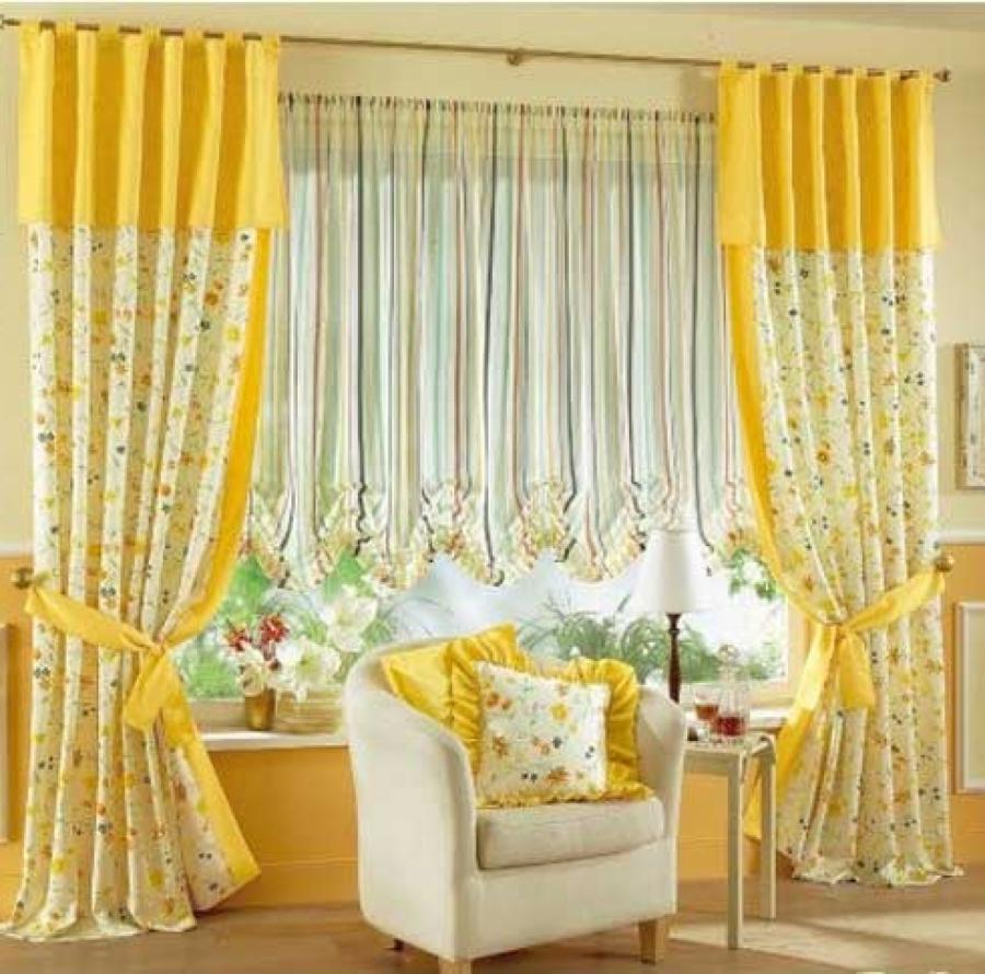 Apartments Curtains Designs Ideas New Home Designs Latest Modern...