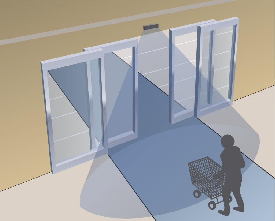 Автоматические двери nabco