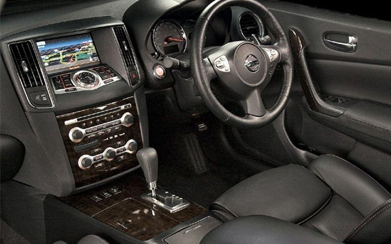 New Car Reviews 2009 Nissan Maxima Interior