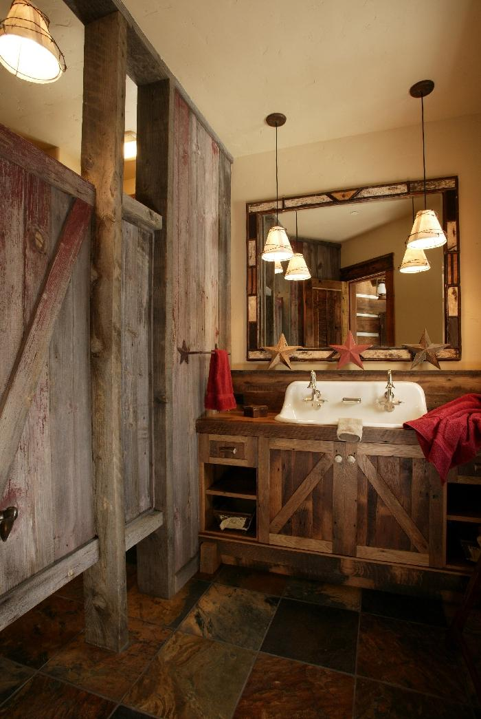 Outhouse Bathroom Design Photo