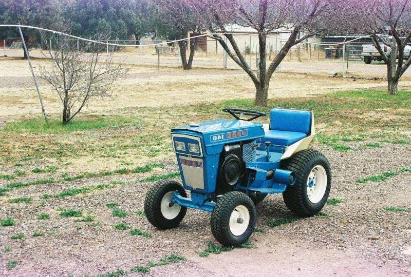 Ford garden tractor photos for Ford garden tractor