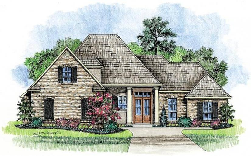 French Acadian House Plans With Photos