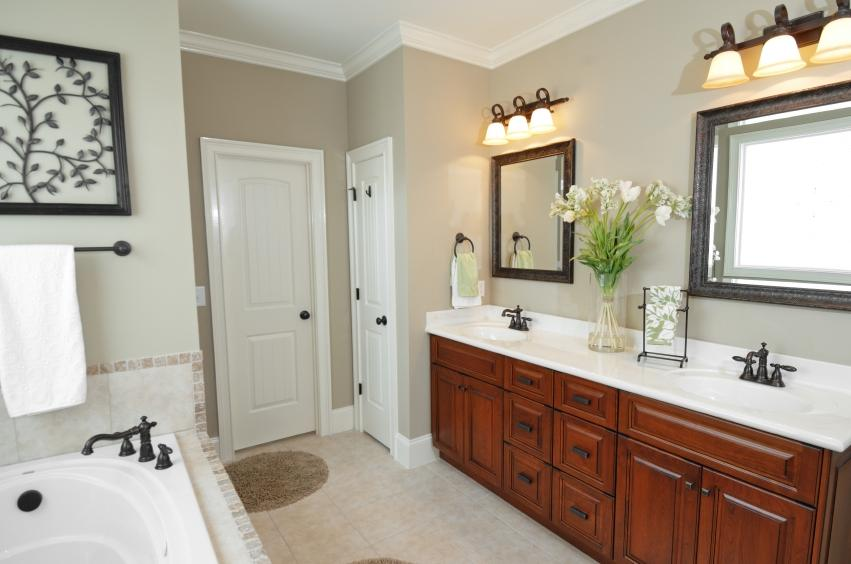 Photos for a bathroom for Bathroom remodel 85382