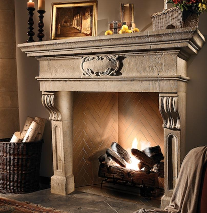 Fireplace Mantels Ideas For Decorating