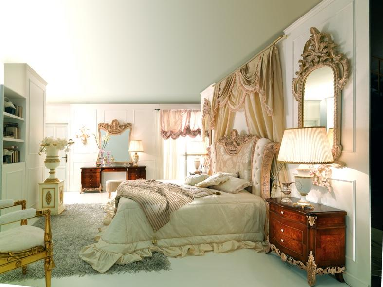 Beautiful Bed furniture styles u2013 French Antique Furniture...