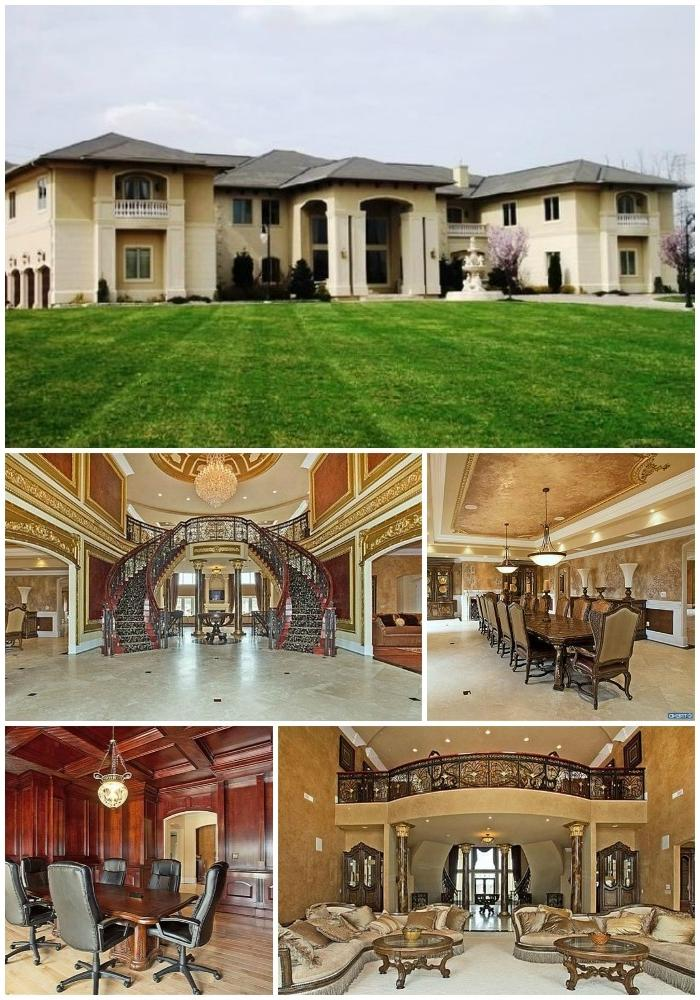 Photos Of Nba Players Houses And Cars