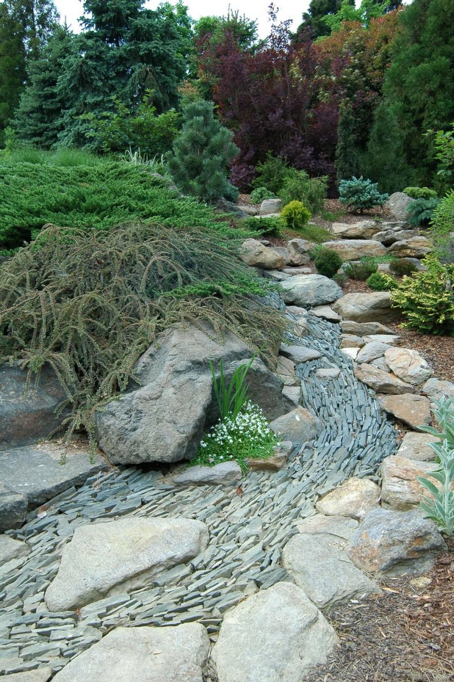 Dry River Garden Photos