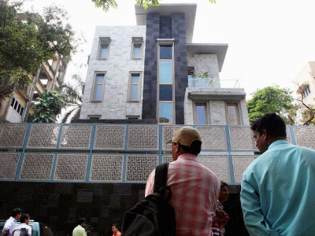 Sachin Tendulkar New House In Bandra Photos