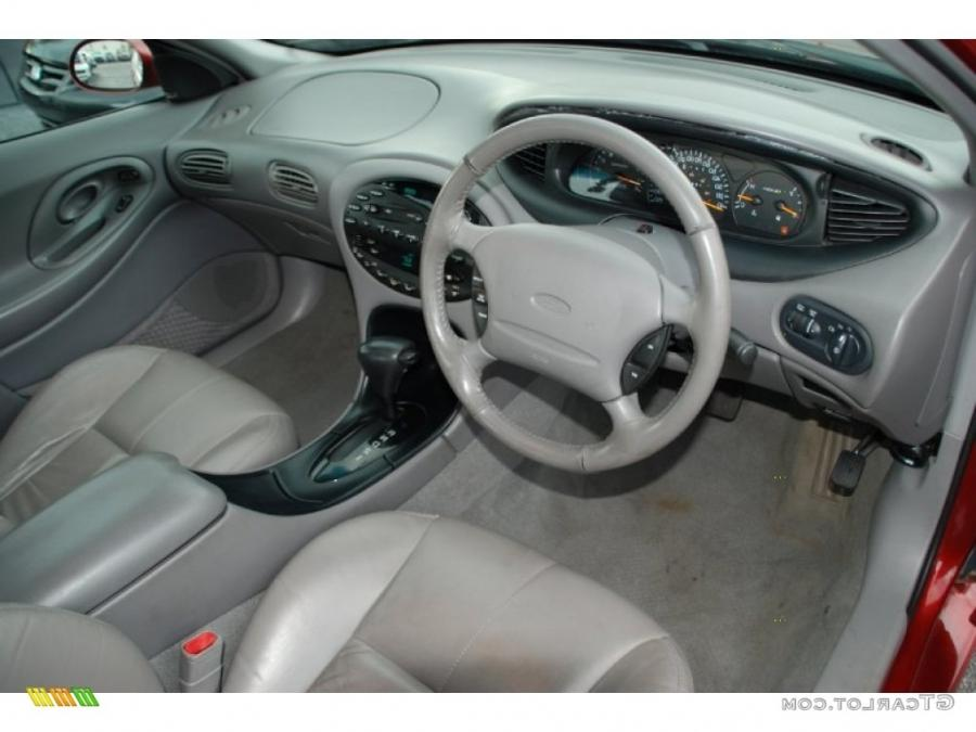 1997 ford taurus interior photos