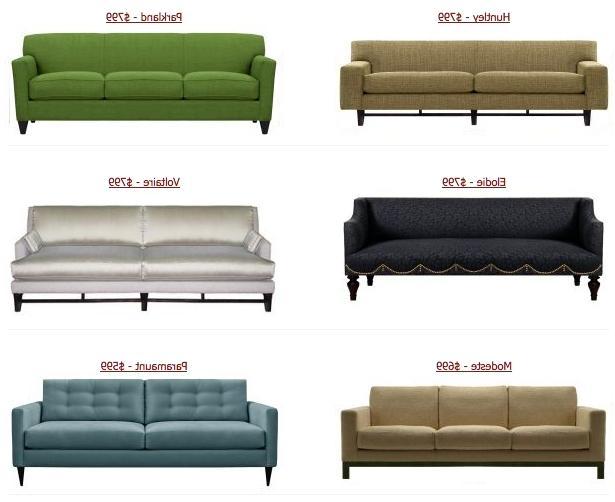 Sofa Styles Photos