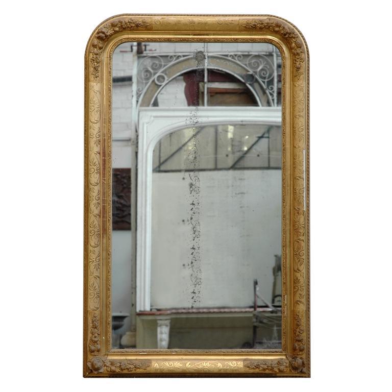 Mercury Glass Photo Frames