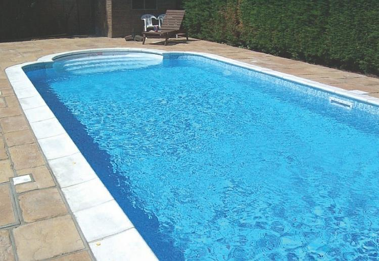 domestic swimming pool design