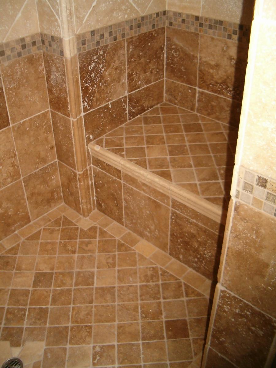 Walk In Shower Tile Design Ideas