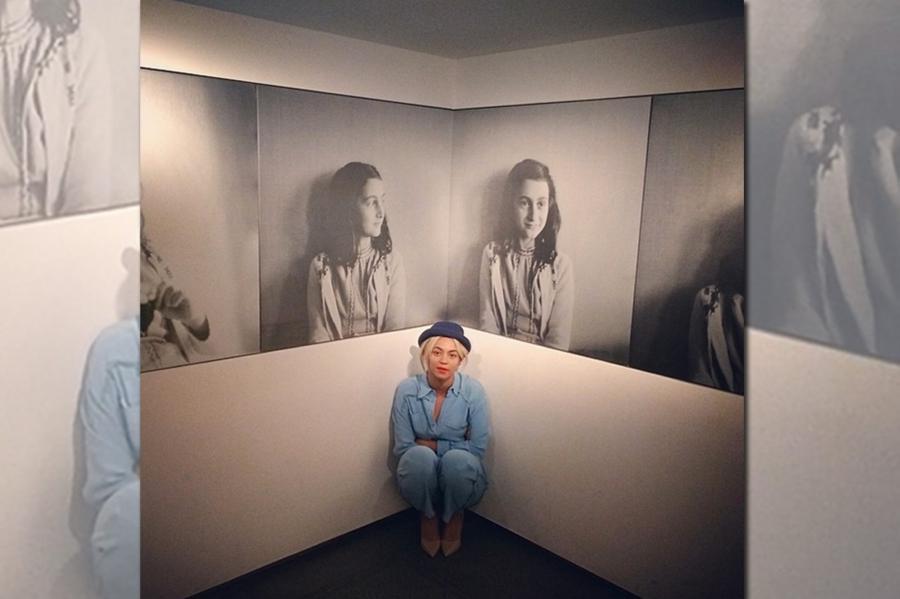 Photos Inside Anne Frank House