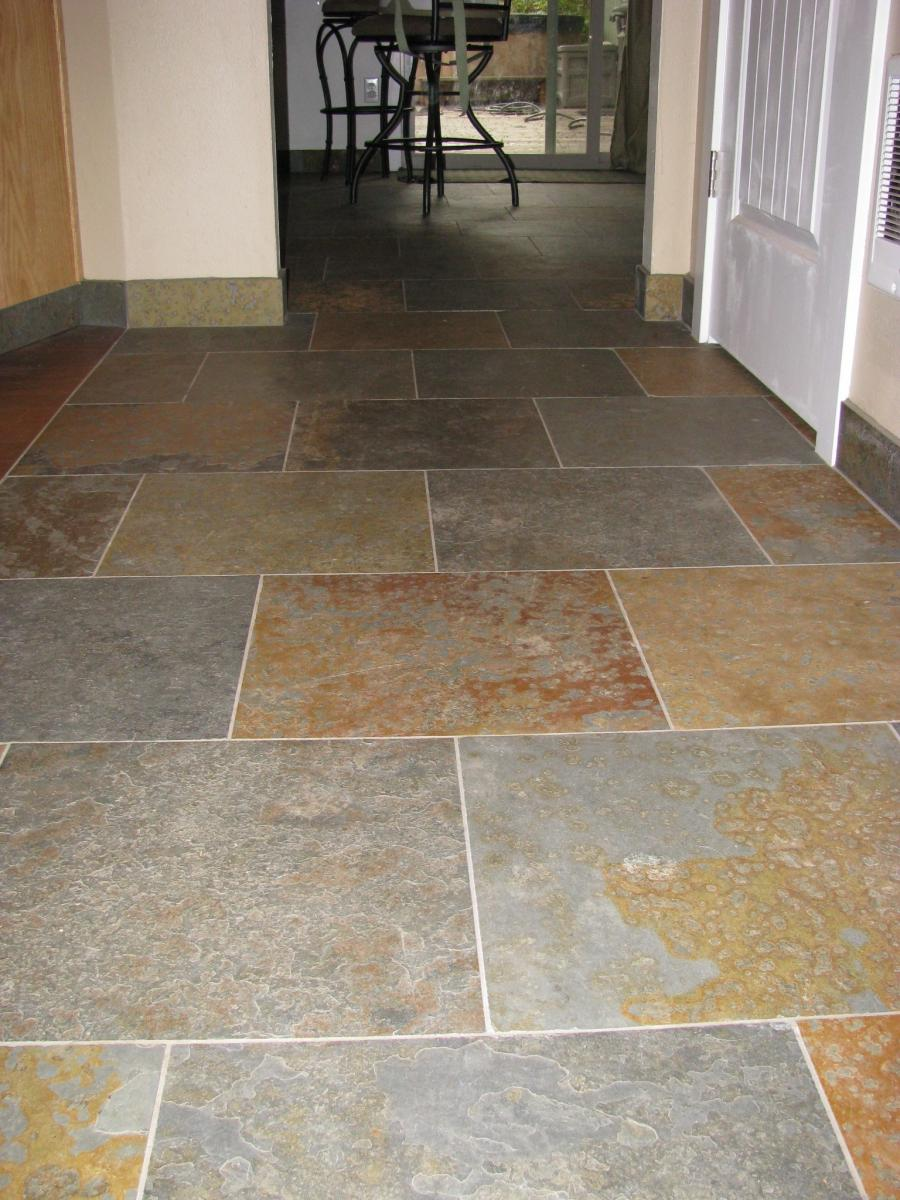 We can revive and restore almost any slate floor and enhance the...