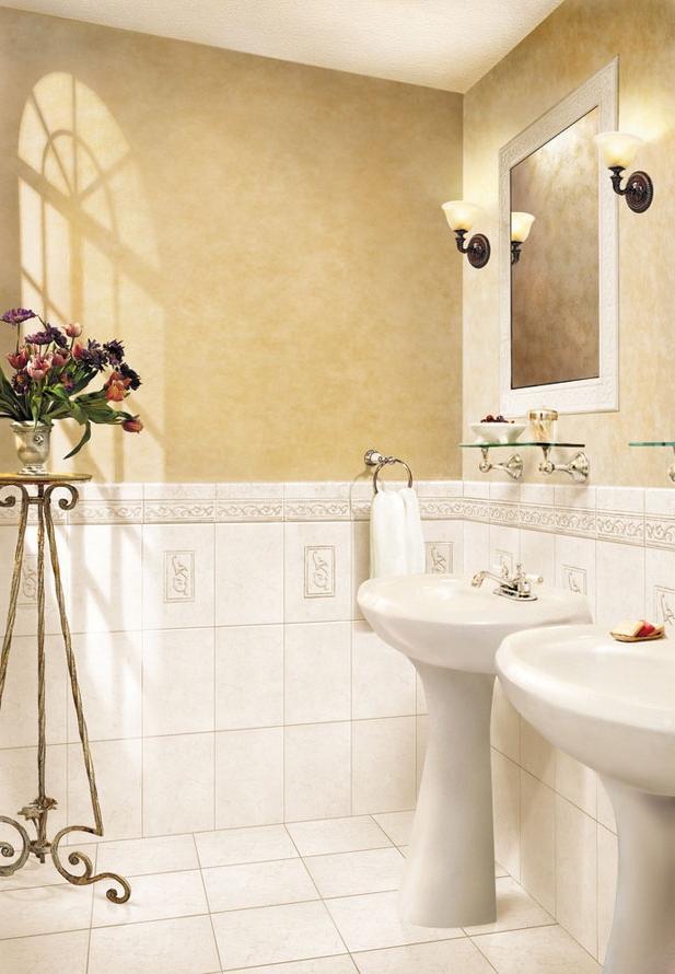 Sample bathroom tile photos for Bathroom examples photos