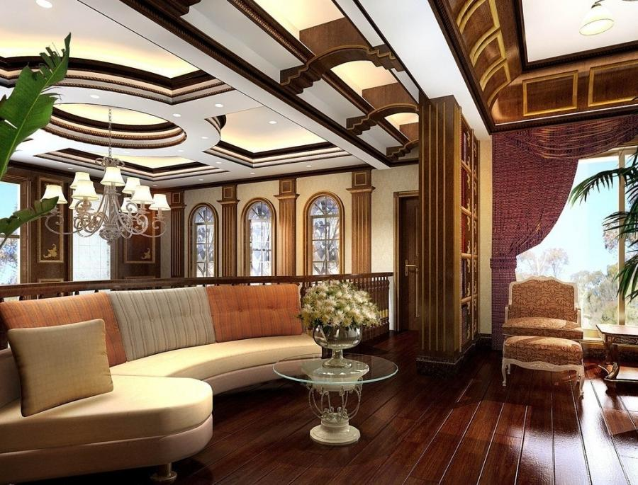 house plans with real interior photos