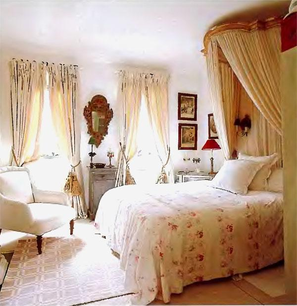 Curtain Decorating Inspirations For Bedrooms