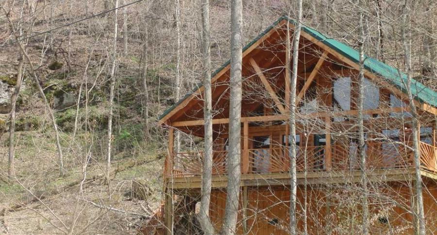 Cabin Rental Near Natural Bridge State Park