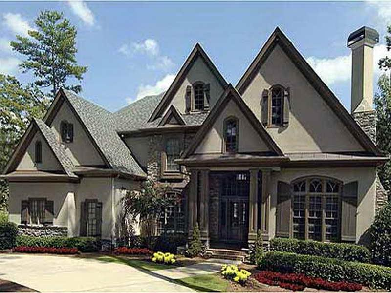 Country French House Plans With Photos