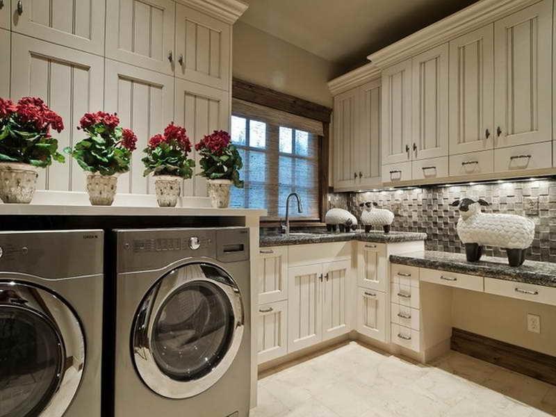 Luxury Laundry Room Photos