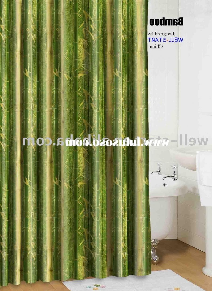 Photo Printed Shower Curtains