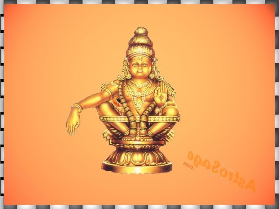 Wallpaper Ayyappa Photo