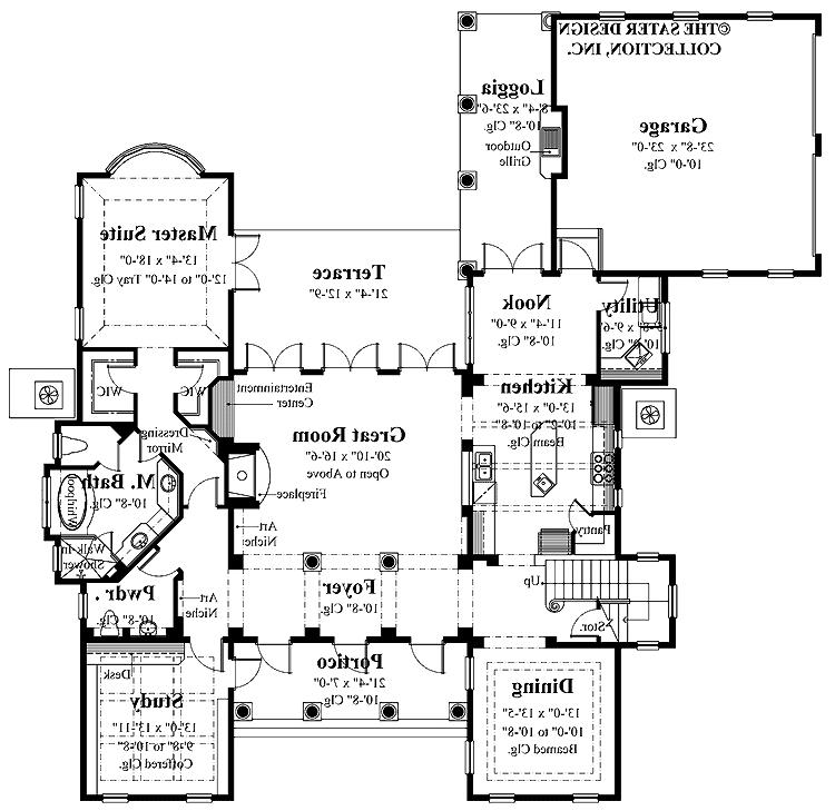 Urban house plans photos for Small urban house plans