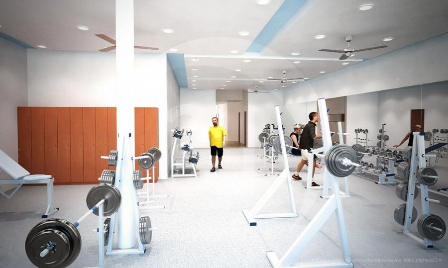 Interior Gym Design Photos