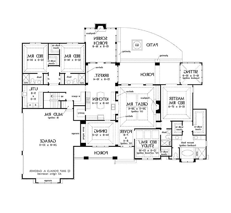 Luxury House Plans With Photos