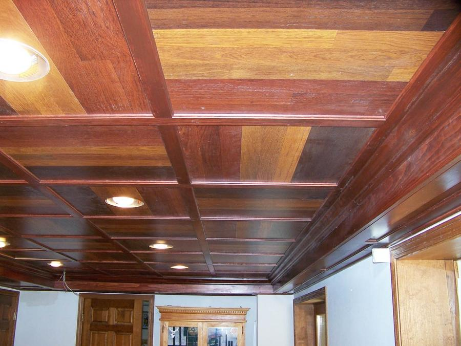 basement ceiling panels