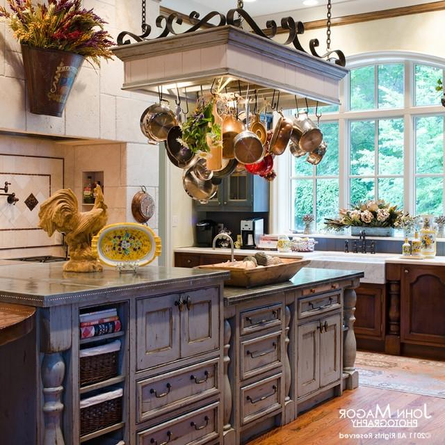 captivating french country style kitchens kitchen inspiring...