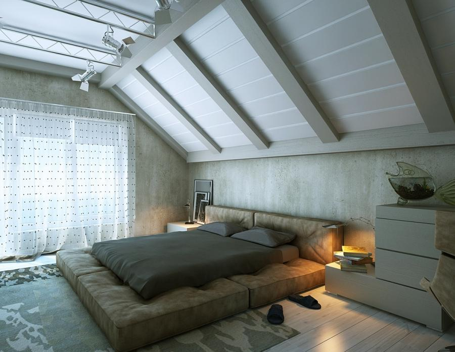 ... Unique And Exciting Attic Multifunctional Design Ideas With...