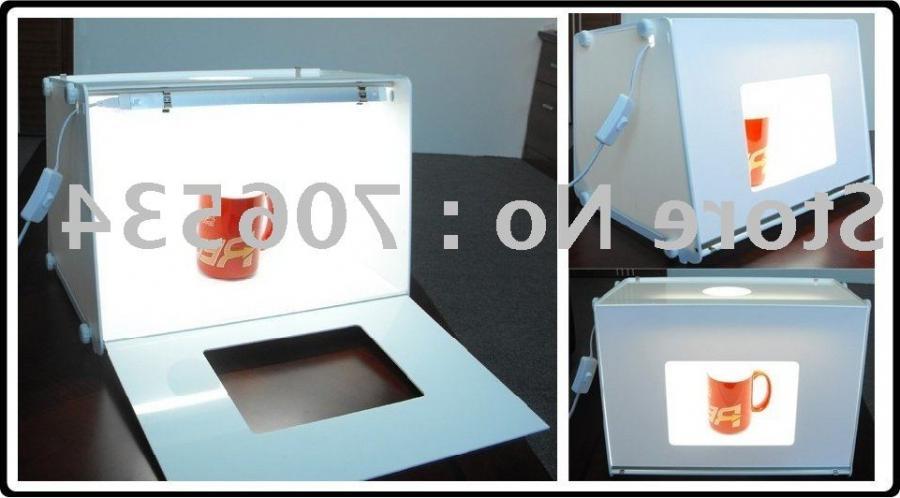 Interior Photography Lighting Kit