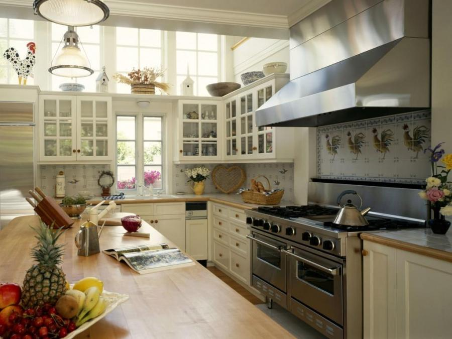 Luxury Kitchen Ideas FiveTips Home Improvement Idea