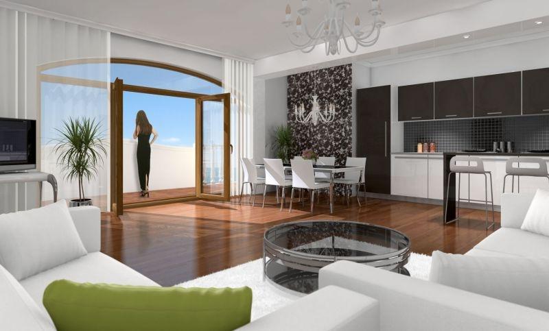 Photos decoration interieur moderne for Decoration interieur appartement moderne