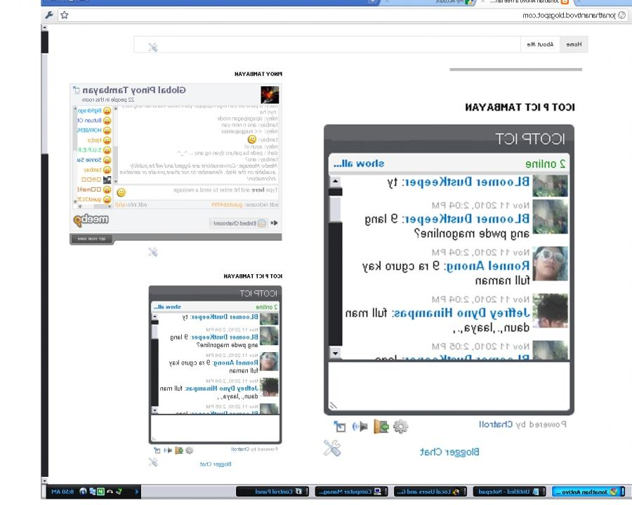 Chat Room Application In Asp Net C
