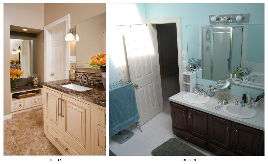 Before And After Photos Of Bathrooms Remodeling