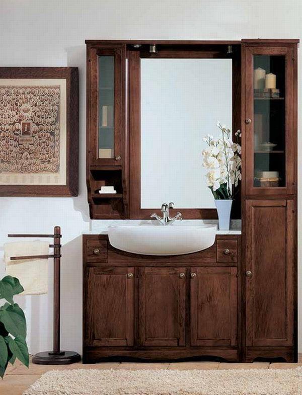bathroom showcase photos