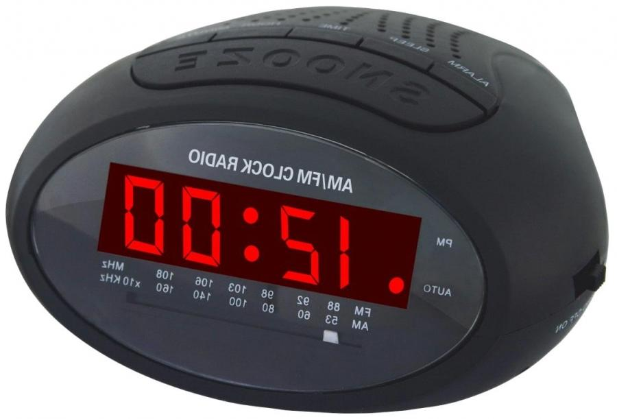 digital photo alarm clock radio. Black Bedroom Furniture Sets. Home Design Ideas