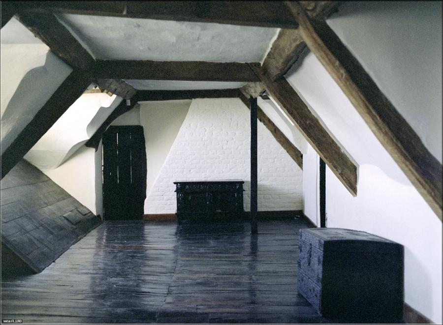 Photo of Aston Hall attic, Birmingham