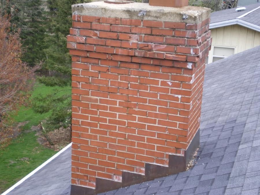 Brick Chimney Photos