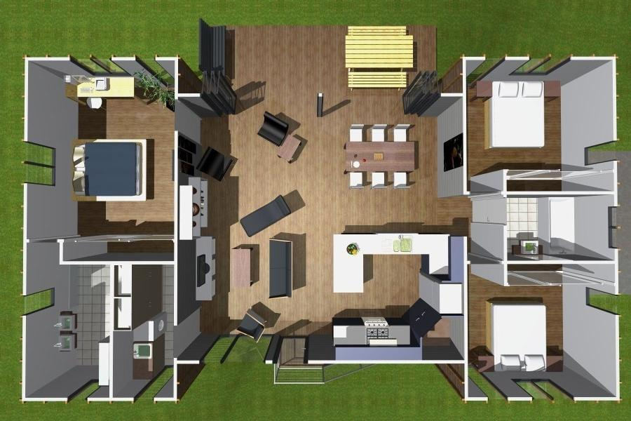 House Plans With Real Photos
