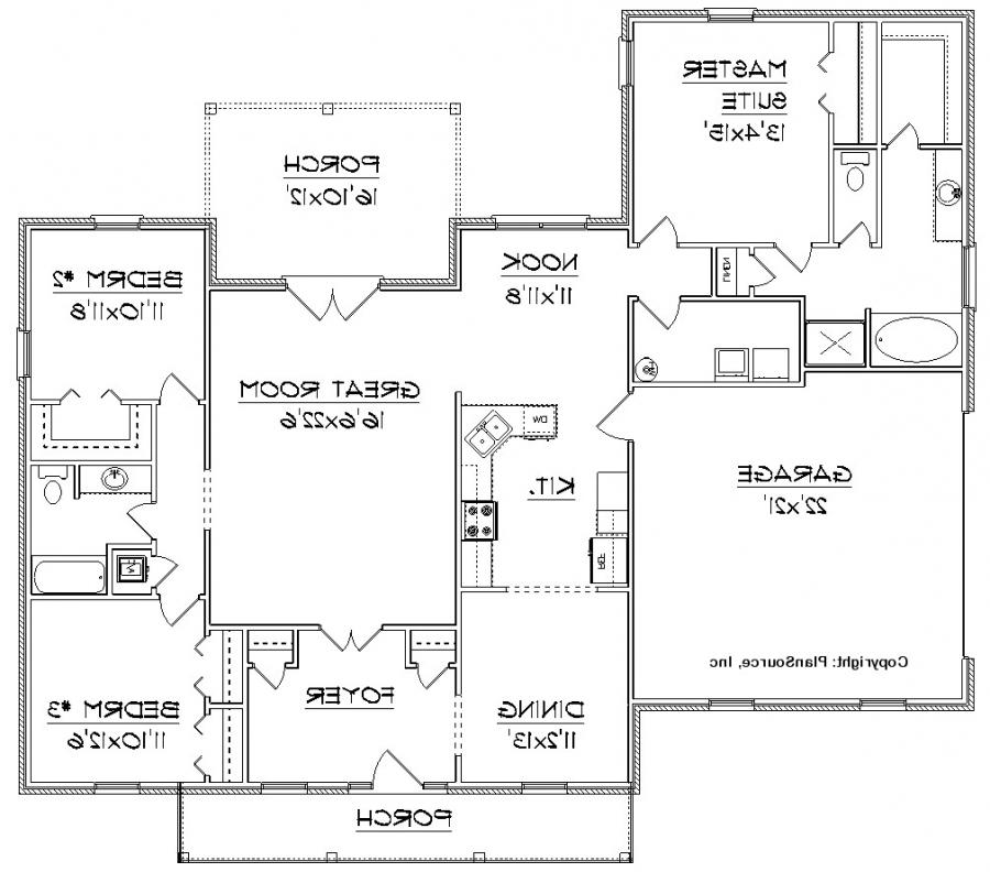 House Plans And Designs With Photos