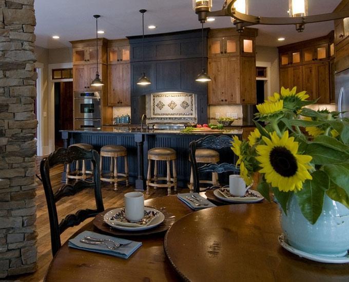 Southern Interior Design Photos
