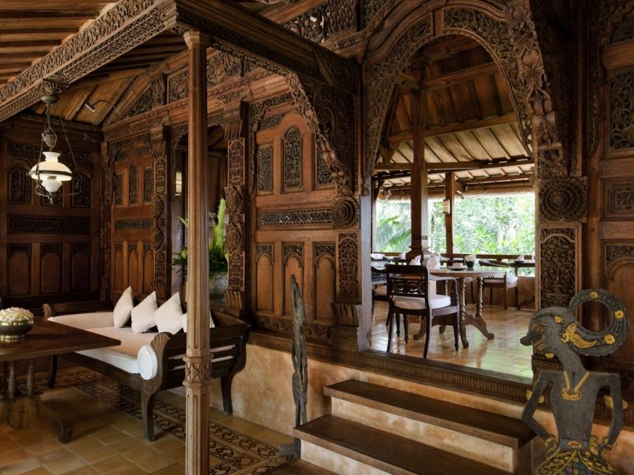 Como Shambhala Estate Bali Traditional Balinese Aesthetic Source