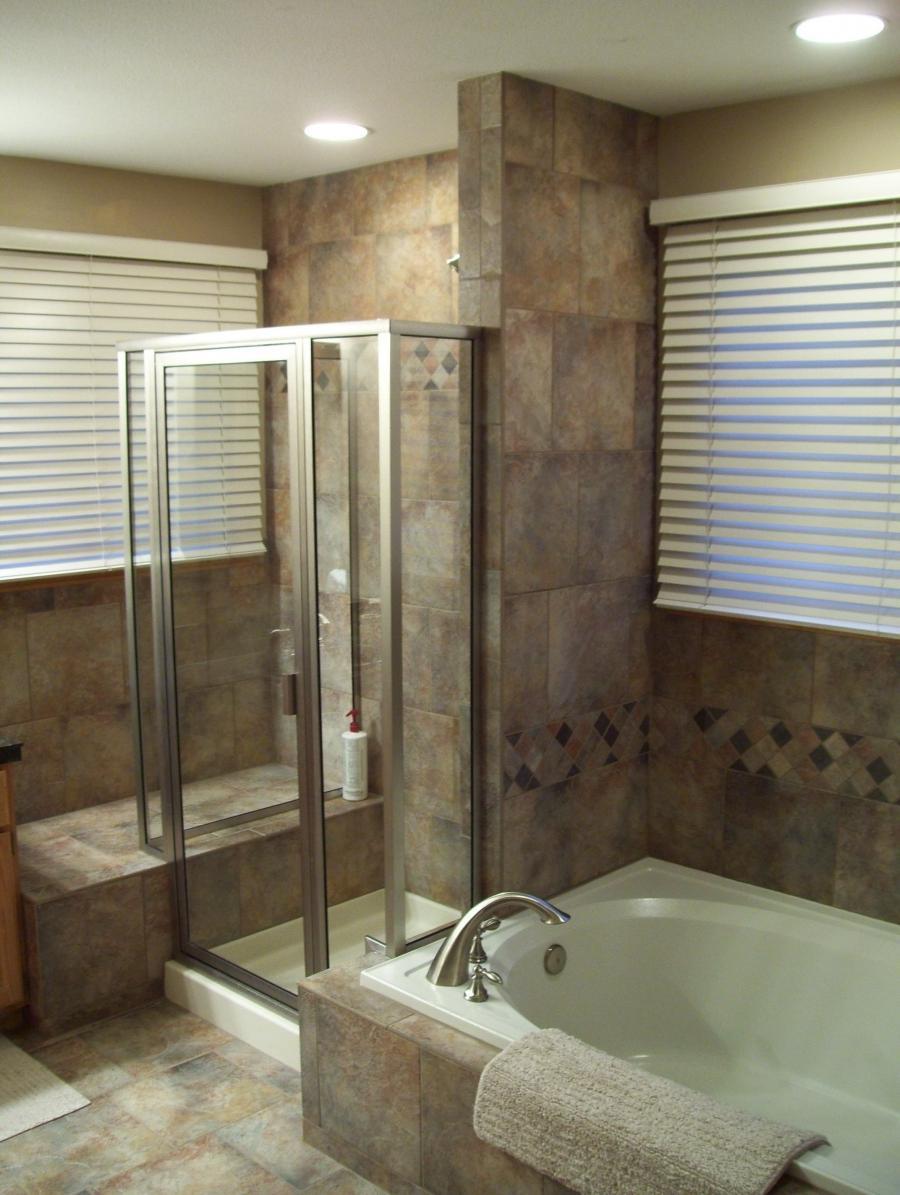 Bathroom remodle photos for Bathroom remodel 80122