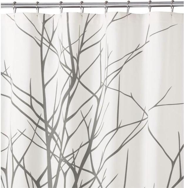 Arbor Shower Curtain modern-shower-curtains