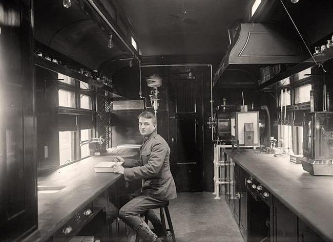 interior photos of railroad. Black Bedroom Furniture Sets. Home Design Ideas