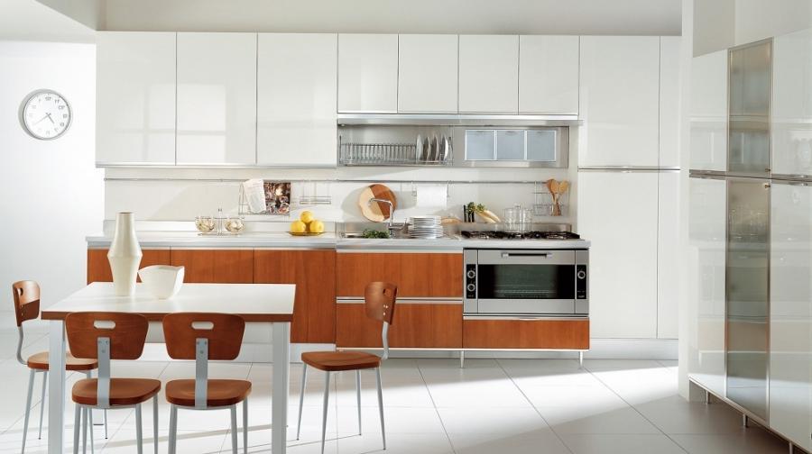 Italian kitchen design photo for Italian kitchen design